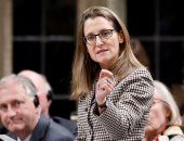 وزيرة الخارجية الكندية تهنئ الأوكرانيين على نجاح الانتخابات البرلمانية