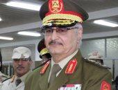 خليفة حفتر قائد الجيش الليبي يغادر القاهرة عقب زيارة استغرقت 4 أيام