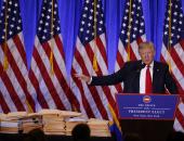 ترامب: اللجان الانتخابية للحزب الديمقراطى كانت مخترقة من روسيا