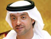 الشيخ هزاع بن زايد يهنئ قادة السعودية بالعيد الوطنى الـ87 للمملكة