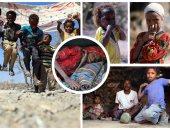 """فقر ومجاعة وحصار تفرضها مليشيات الحوثى وصالح على""""اليمن السعيد"""""""
