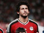 المنتخب عن انضمام حجازى أمام تونس: مشاركته مع الأهلى تحدد موقفه