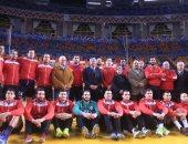 منتخب كرة اليد يواجه كوريا الجنوبية وديا للمرة الثانية
