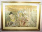 """هل تقتنى """"الثقافة"""" لوحات الملكة فريدة لوضعها فى متحف الفن الحديث؟"""