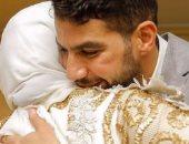 إكرامى بعد عقد قران شقيقته على رمضان صبحي: مش لاقى كلام يوصف اللحظة دى