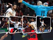 مصر تهزم قطر 22- 20 فى أولى مبارياتها بمونديال كرة اليد