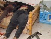 وصول جثث الإرهابيين الـ 10 المقتولين إلى مستشفى الإسماعيلية العام