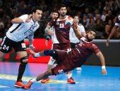كأس العالم لليد ..قطر تفشل فى الوصول إلى نصف نهائي المونديال