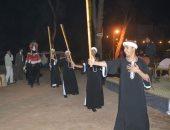 فنون شعبية فى احتفالات ثقافة كفر الشيخ بـ ثورة 30 يونيو