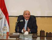 """""""العصار"""" و """"أبو الغيط"""" يبحثان سبل تعزيز التعاون الصناعى مع الدول العربية"""