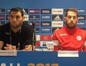 مروان رجب: الدنمارك من أفضل منتخبات العالم فى كرة اليد