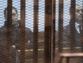 """""""جنايات القاهرة"""" تواصل محاكمة نجلى مبارك فى قضية التلاعب بالبورصة"""