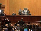 """بالصور.. جنايات القاهرة تستمع لمسئولى الحقوق المدنية فى قضية """"التلاعب بالبورصة"""""""