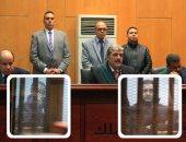 سماع دفاع المتهمين بقضية التلاعب فى البورصة بحضور جمال وعلاء مبارك