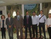 وفد دبلوماسى من الدول الاسكندنافيه يزور جنوب سيناء ويتجول بمناطق سياحية