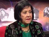 """مديحة يسرى:""""هنزل أدلى بصوتى فى الانتخابات حتى وأنا على كرسى بعجل"""" (فيديو)"""