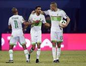 المنتخب الجزائرى يتعادل مع زيمبابوى 2-2  فى أمم أفريقيا