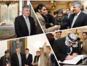 توافد المواطنين على ضريح جمال عبد الناصر لإحياء ذكرى ميلاده الـ99