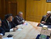 محافظ الإسماعيلية يوافق على إنشاء خط أتوبيس  لقريتى الأبطال والامل شرق القناه