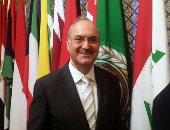 السفير العراقى حبيب الصدر يصل القاهرة قادمًا من بلاده
