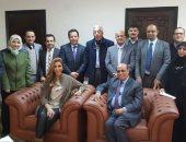 أروى بعد زيارتها السفارة اليمنية بالقاهرة: يارب حسّن وضع بلدى