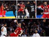 مصر تهزم البحرين 31-29 فى كأس العالم لكرة اليد