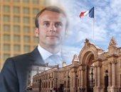 استطلاع..توقع فوز ماكرون على لوبان فى جولة الإعادة بانتخابات الرئاسة بفرنسا