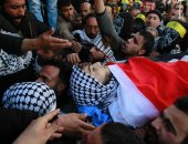 استشهاد فلسطينى برصاص الاحتلال الإسرائيلى بعد تنفيذه عملية طعن