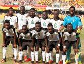 """التليفزيون الإسرائيلى: غانا تسعى للثأر من """"الفراعنة"""" رغم اللعب بـ""""البدلاء"""""""