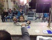 بالصور.. طفل يتبرع بـ110 جنيهات ادخرها من مصروفه خلال عام لصندوق تحيا مصر