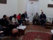 وفد من الاتحاد الأوربى يزور المنيا لتطوير الرى فى ترعة حافظ