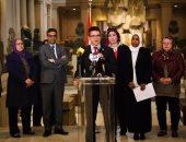 مدير المتحف المصرى: ترميم 600 تابوت بمنحة صندوق سفراء الولايات المتحدة