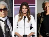 """من هو مصمم الأزياء المسئول عن فستان """"ميلانيا"""" بحفل تنصيب """"دونالد ترامب""""؟"""