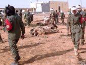 بالصور.. مقتل 37 فى انفجار بقاعدة عسكرية بمدينة جاو شمالى مالى