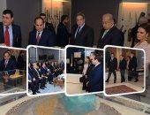 الرئيس يفتتح المتحف الإسلامى .. قصة انتصار جديدة على الإرهاب