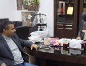 رئيس جامعة العريش: نسعى لحمل راية التنمية على أرض سيناء