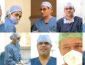 عين العالم.. فريق أطباء مصرى يجرى 1641 عملية تصحيح إبصار بأفريقيا مجاناً