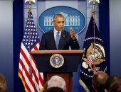 أوباما يخرج عن صمته ويعبر عن سعادته بالمظاهرات ضد ترامب