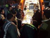 مصرع 3 أشخاص وإصابة2 آخرين فى انقلاب سيارة بترعة على زراعى الإسكندرية