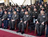 بالصور.. وزير الدفاع يشهد الاحتفال بانتهاء فترة الإعداد لطلاب الكليات العسكرية