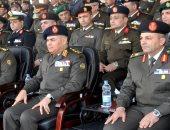 وزير الدفاع: مصر بلد جميل وعلى الشعب تحمل الصعاب بالعمل الجاد