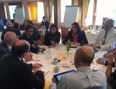 """وزيرة الاستثمار بـ""""دافوس"""": الحكومة جادة فى إجراءات الإصلاح الاقتصادى"""