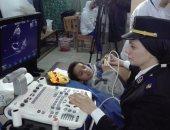 بالصور.. وزير الداخلية يوجه قوافل طبية لدور الأيتام للكشف على الأطفال