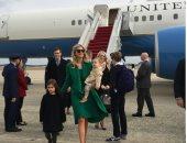 بالصور.. عائلة ترامب تستعد للانتقال للبيت الأبيض بعد حفل التنصيب اليوم