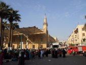 الأوقاف توضح حقيقة رفع الآذان الشيعى بمسجد الحسين