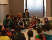بالصور.. متحف الفن الإسلامى ينظم ورش حكى للأطفال
