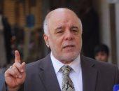 """حيدر العبادى: لا توجد قوات أجنبية تحارب """"داعش"""" على الأراضى العراقية مطلقا"""