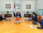 وزير البترول لـ السيسى: بدء إنتاج حقول شمال الإسكندرية وظُهر العام الجارى