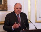 وزير الخارجية يطير للأردن حاملا رسالة من الرئيس السيسى للملك عبد الله