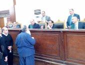 """حجز الحكم على حازم صلاح أبو إسماعيل فى""""حصار محكمة مدينة نصر"""" لـ29 يناير"""